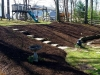 harford county playground mulching